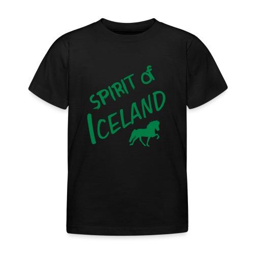 4gaits ruecken - Kinder T-Shirt