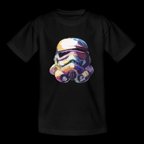 Stormtrooper with Hope - Kids' T-Shirt
