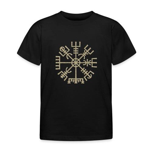 Vegvisir-The-Runic-Viking or - T-shirt Enfant