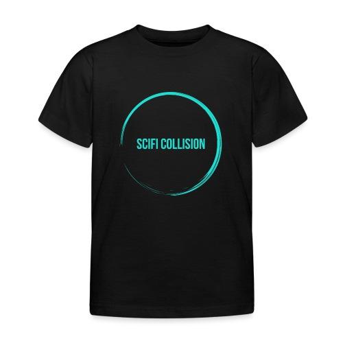 Sea Blue Logo - Kids' T-Shirt