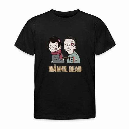 The Wankil Dead - T-shirt Enfant