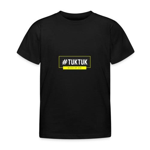 #TukTuk Merch - Kids' T-Shirt