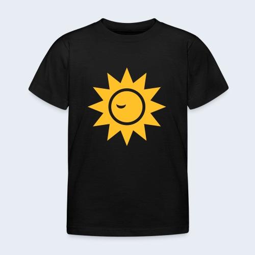 Winky Sun - Kinderen T-shirt