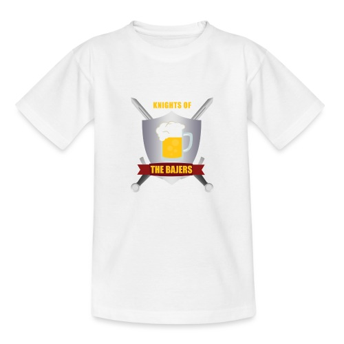 Knights of The Bajers - Børne-T-shirt