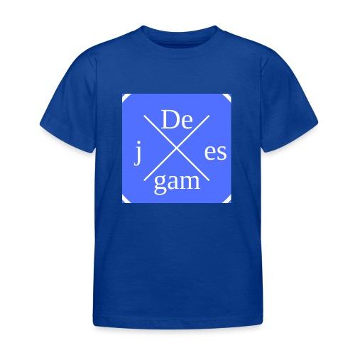 de j games kleren - Kinderen T-shirt