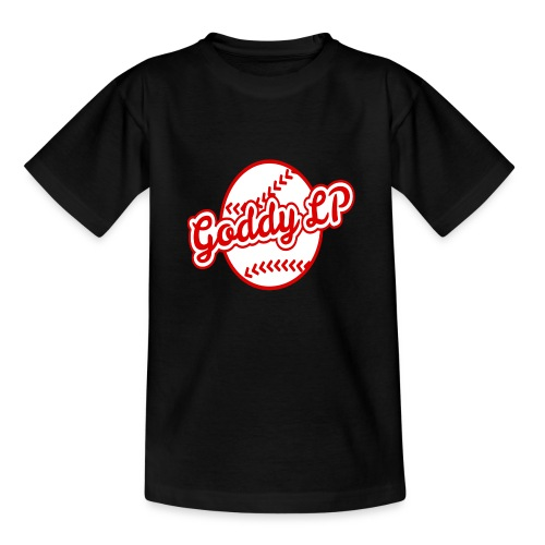 GoddyLP Logo Transparent - Kinder T-Shirt