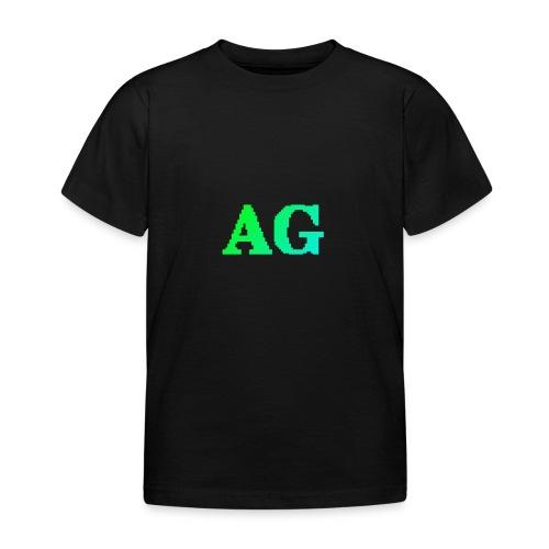 ATG Games logo - Lasten t-paita