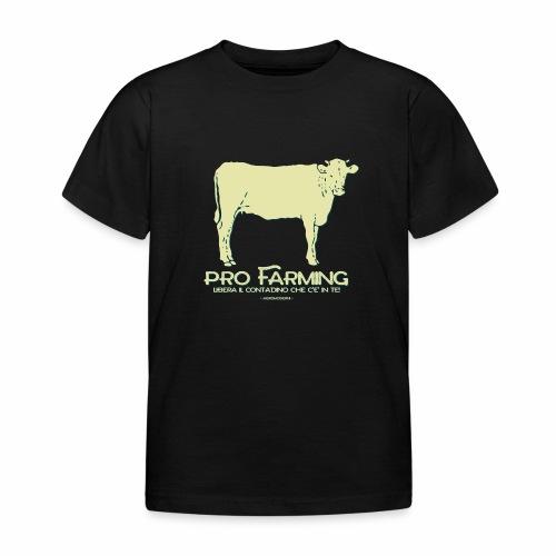 PRO Farming - Maglietta per bambini