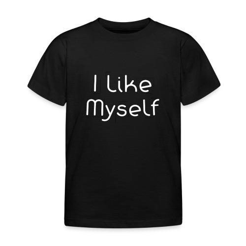 I Like Myself - Maglietta per bambini