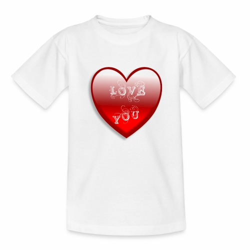 Love You - Kinder T-Shirt