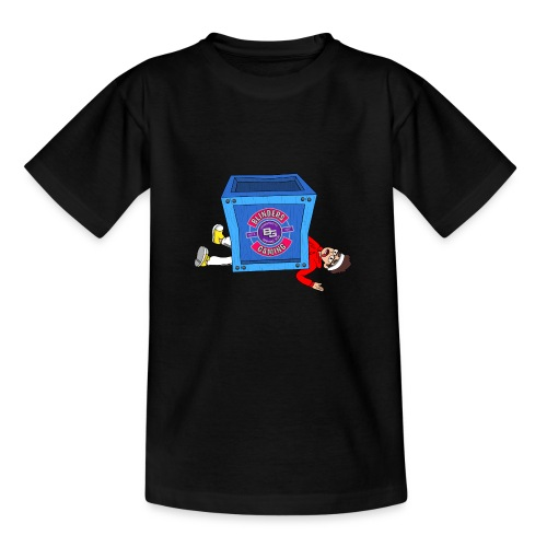 BG Limited Time Fortnite Inspired Design - Kids' T-Shirt