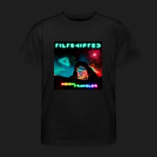 TiltShifted - Neon Traveler - Lasten t-paita