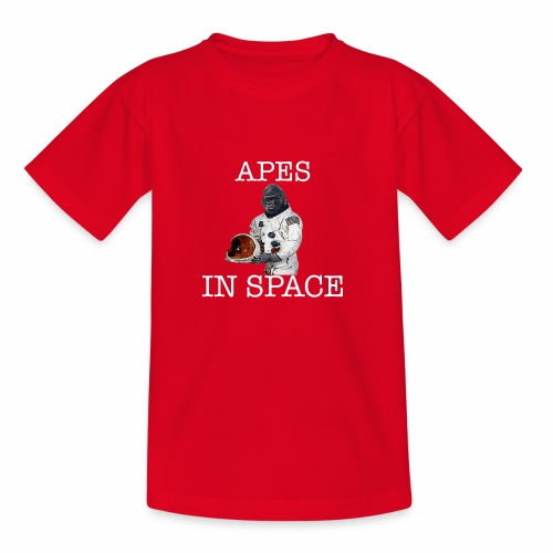 Apes in Space - Kids' T-Shirt