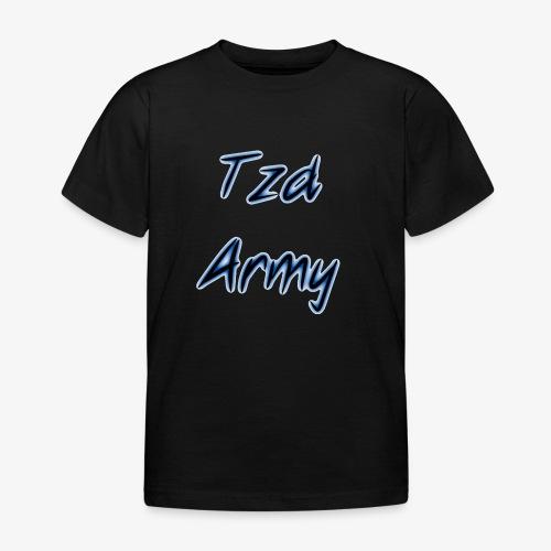 T shirts en pulls tzd army - T-shirt Enfant