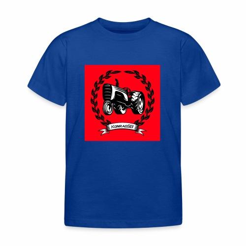 KonradSB czerwony - Koszulka dziecięca