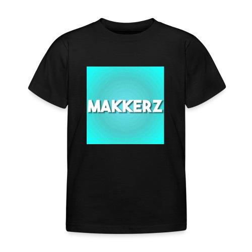 Makkerz Logo 2 - Kids' T-Shirt