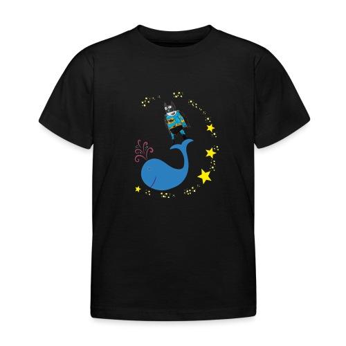 Super baleine - T-shirt Enfant