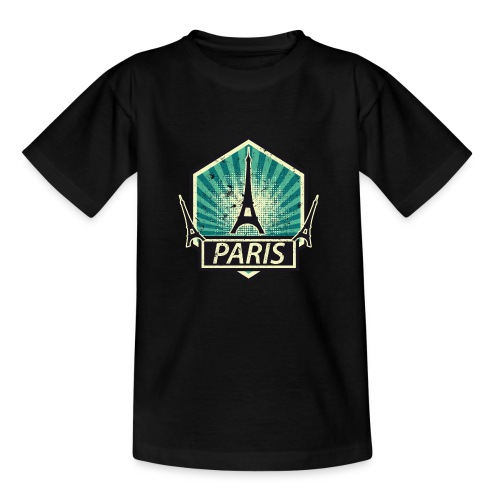 PARIS, FRANCE - Kids' T-Shirt