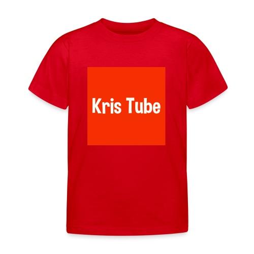 Kristube - Kinder T-Shirt