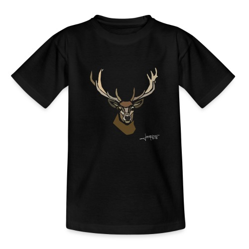 cerf-spread - T-shirt Enfant