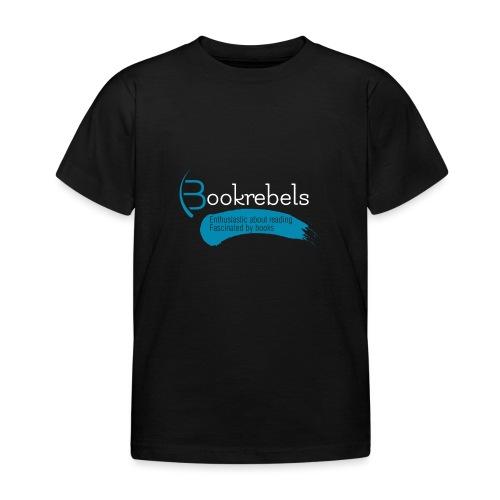 Bookrebels Enthusiastic - White - Kids' T-Shirt