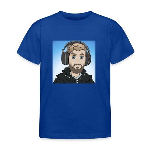 KalzAnimated - Børne-T-shirt