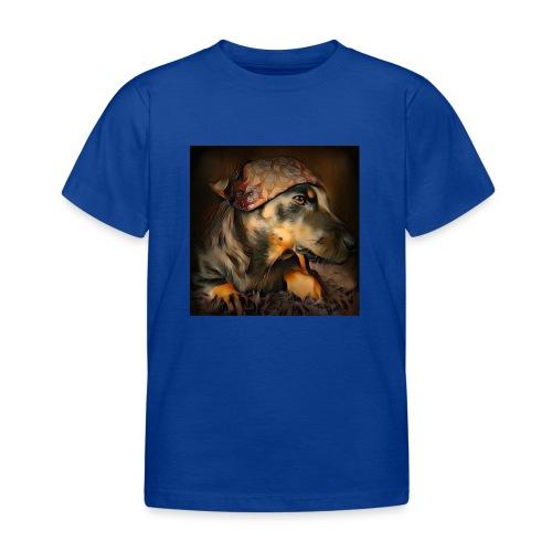 Biker Pinia - Kinder T-Shirt