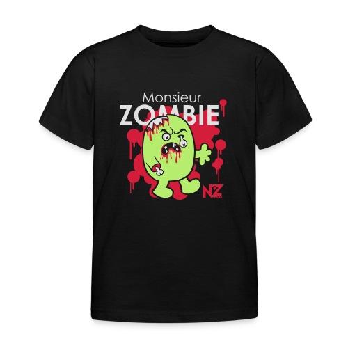 mr zombie - T-shirt Enfant