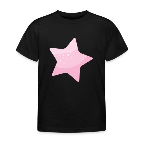 Star pink - Camiseta niño