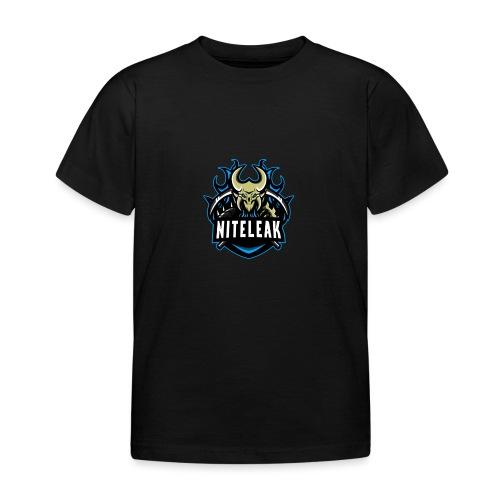Niteleak merchandise - Børne-T-shirt