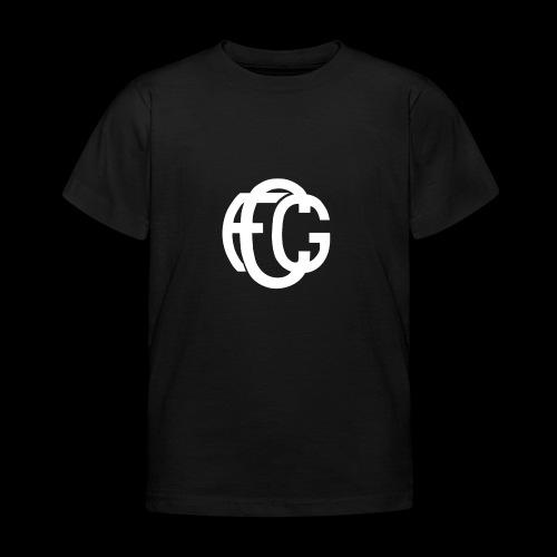 FCG Schriftzug - Kinder T-Shirt