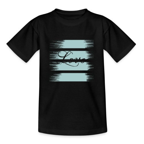 liebe - Kinder T-Shirt