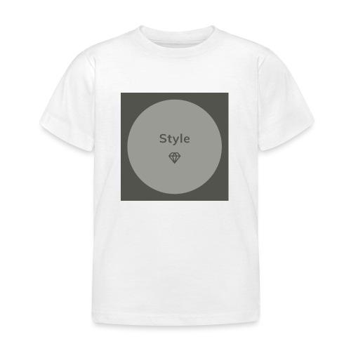 Style - Kinder T-Shirt