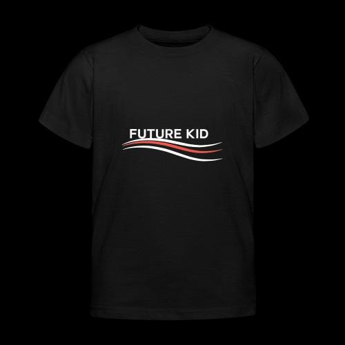future kid - Kinderen T-shirt
