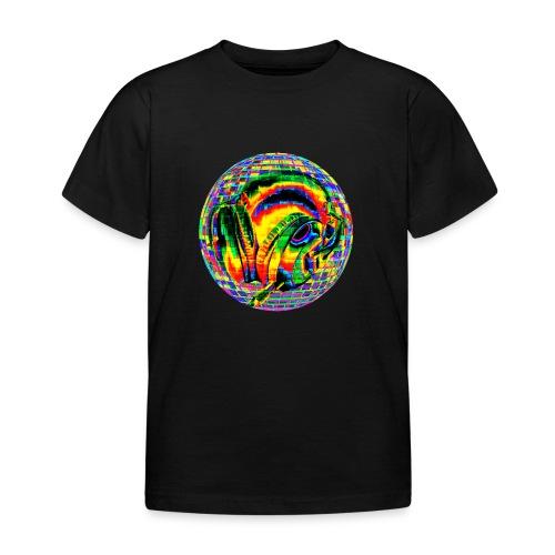 Casque à facettes - T-shirt Enfant