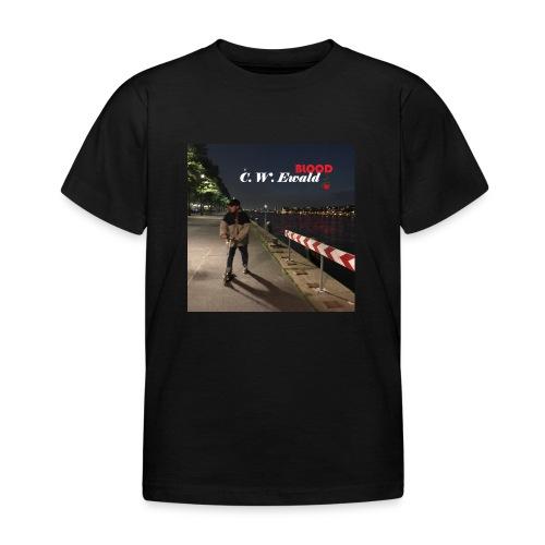 BLOOD - Merch - Børne-T-shirt