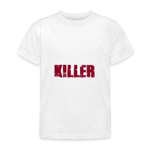Serial Killer - Kinder T-Shirt