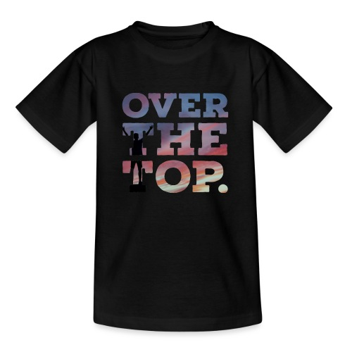 Over the top - Kinder T-Shirt