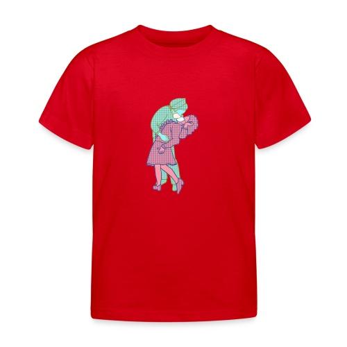 Amor coronavirus - Camiseta niño