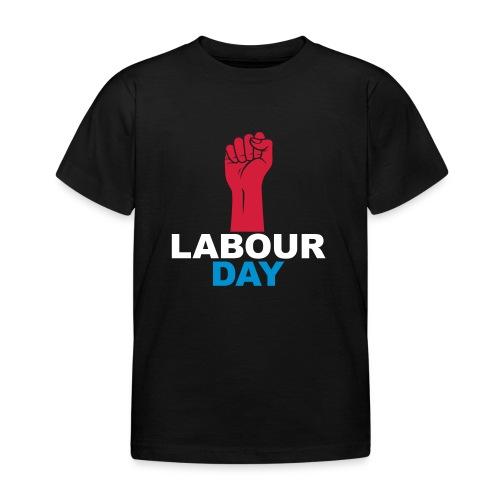 Labour day - Kids' T-Shirt