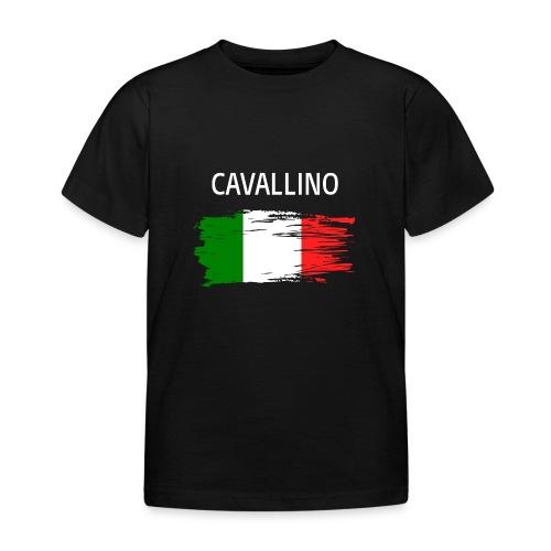 Cavallino Fanprodukte - Kinder T-Shirt