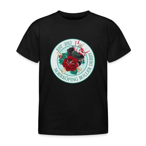 NRD logga - T-shirt barn