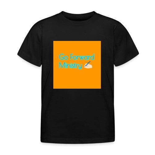 gå framåt ministeriet - T-shirt barn