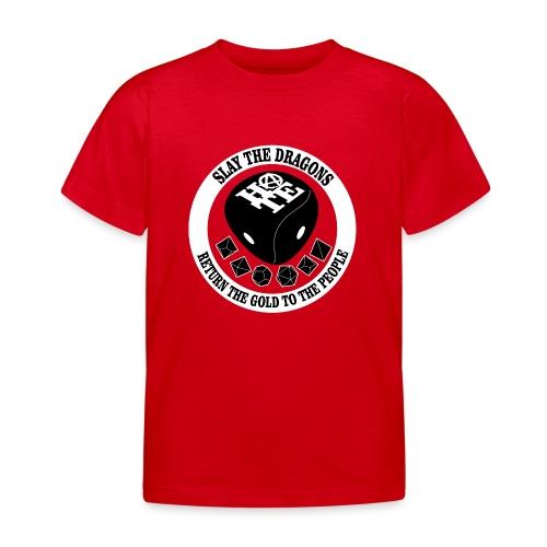 DRAGONS W - Kids' T-Shirt
