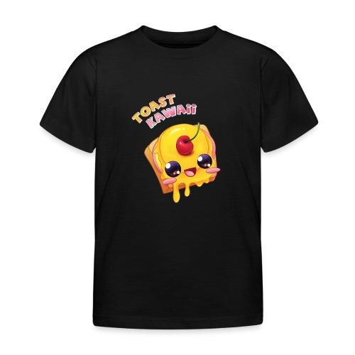 Toast Kawaii - Kinder T-Shirt