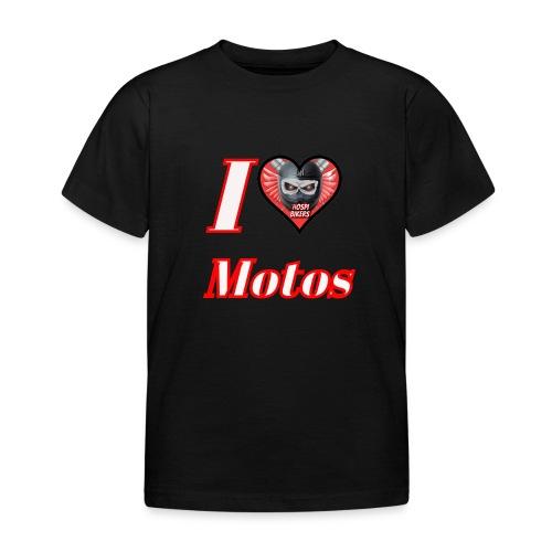 ilovemotos - Camiseta niño