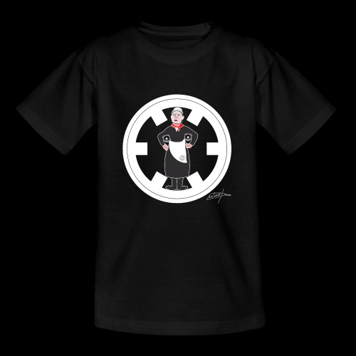 PC33 madre mine records tapes la señora logo - Camiseta niño