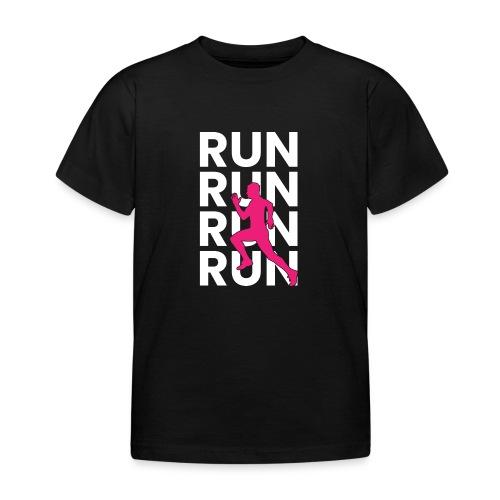 RUN - Kinder T-Shirt