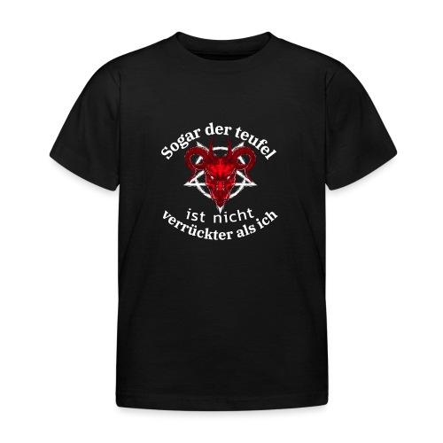 teufel - T-shirt Enfant