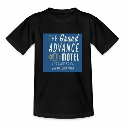 ADVANCE MOTEL - T-shirt Enfant